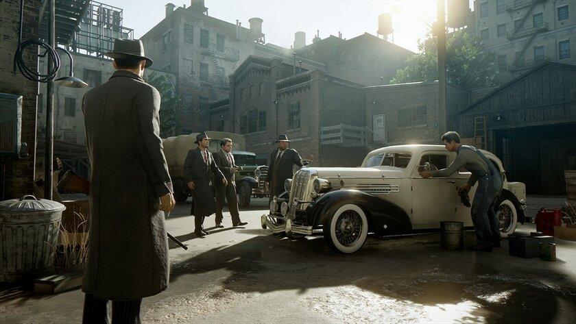 Официально представлена обновленная трилогия Mafia— 2 и3 части уже можно скачать