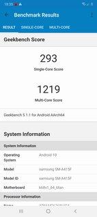 Тест смартфона Samsung GalaxyA41: приятный снаружи иудобный внутри