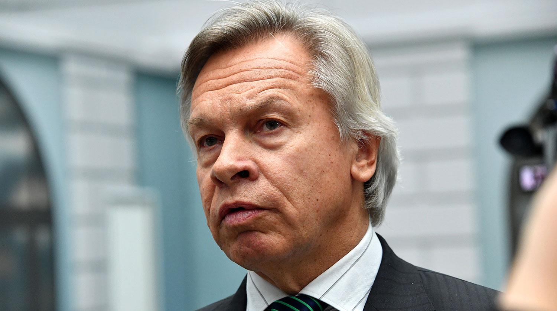 Пушков оценил реакцию Киева на инцидент с британским эсминцем