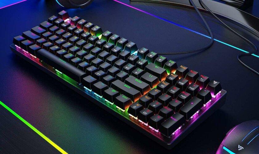 Как выбрать клавиатуру дляработы, дома иигр: начто обращать внимание — Мембранная или механическая клавиатура: какая лучше и в чём отличия. 9