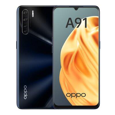 До России добрался смартфон OPPOA91: квадрокамера, большая батарея искоростная зарядка