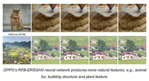 Новая технология OPPO делает чётким любое увеличенное в16 раз изображение