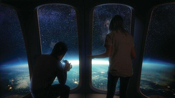 Space Perspective планирует отправлять туристов вкосмические круизы навоздушных шарах