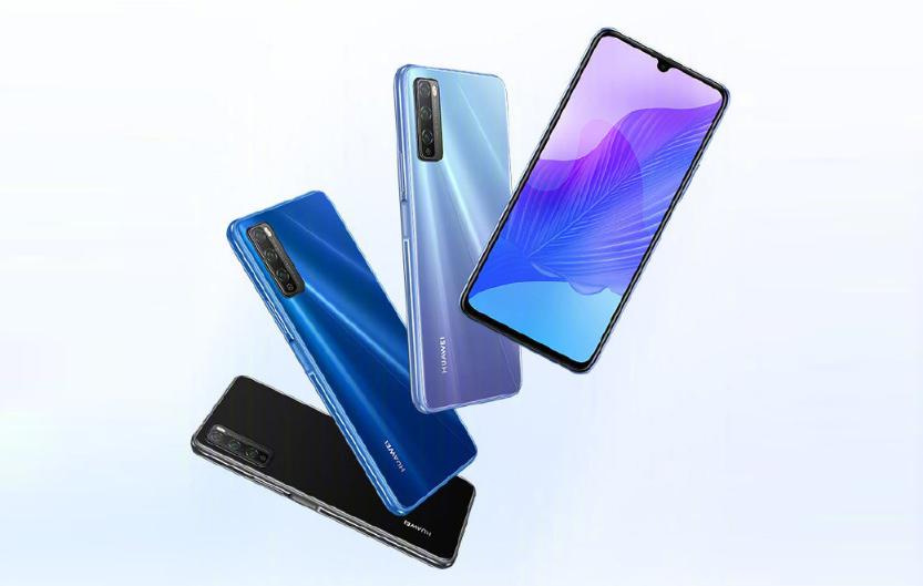 Премьера Huawei Enjoy 20 Pro: Dimensity 800, дисплей на90 Гц и5G за280 долларов