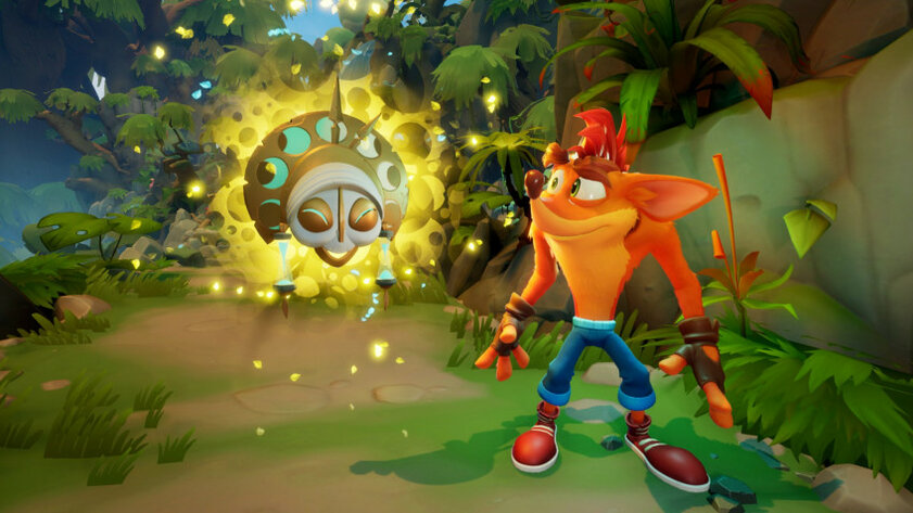 Crash Bandicoot 4: It's About Time официально представлен после 22 лет ожидания