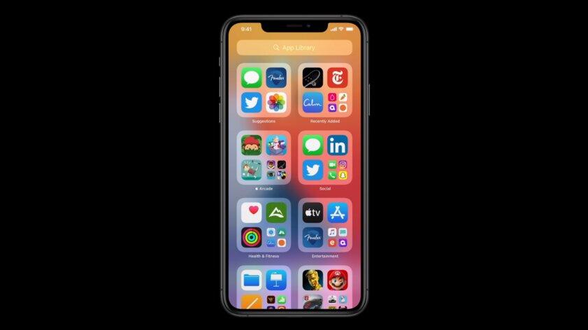 Apple анонсировала iOS14: что нового