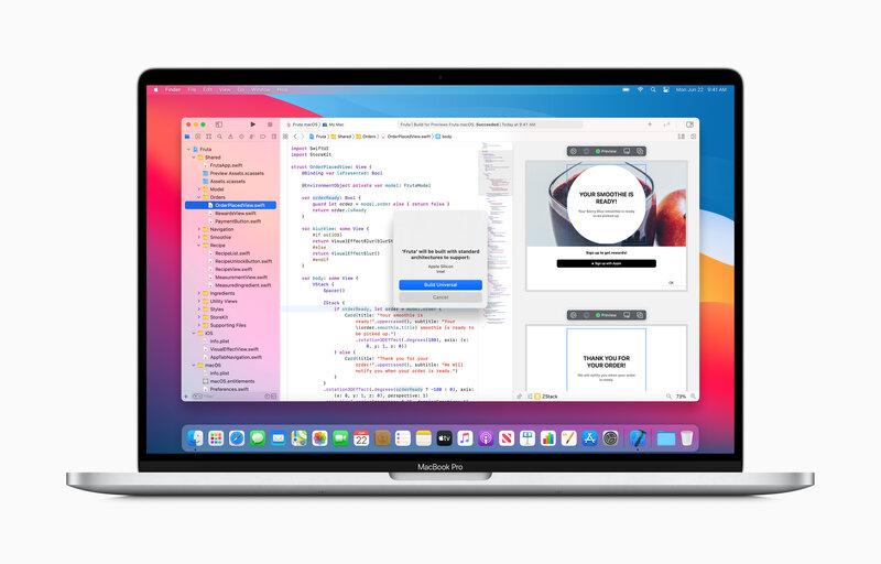 Прощай, Intel: Apple переведёт все свои устройства нафирменные процессоры