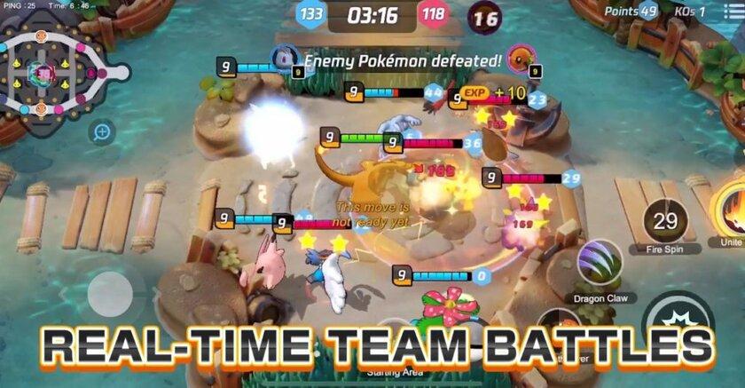 Анонсирована Pokémon UNITE: кросплатформенная игра встиле League of Legends
