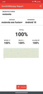 Бенчмарк DontKillMyApp показывает, насколько хорошо смартфон справляется сфоновыми приложениями