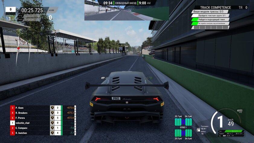 Обзор Assetto Corsa Competizione. Без права наошибку