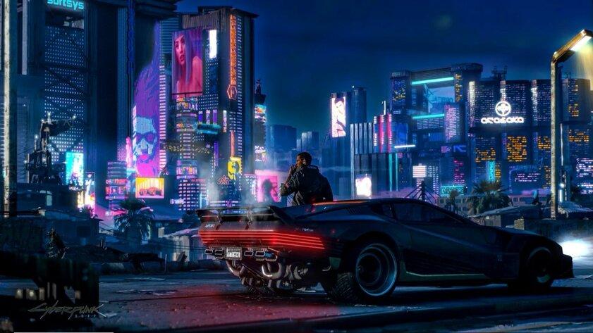 Cyberpunk 2077 неидеальна: кастомизировать транспорт нельзя