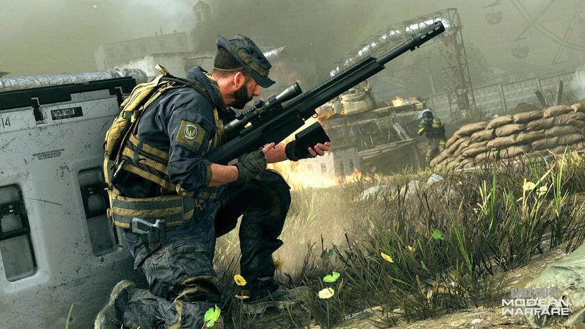 Обновление Call of Duty: новая королевская битва иморе контента