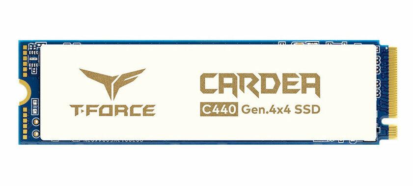 Team Group выпустила SSD скерамическим радиатором