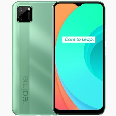 Представлен Realme C11— дешёвый смартфон нановом процессоре MediaTek
