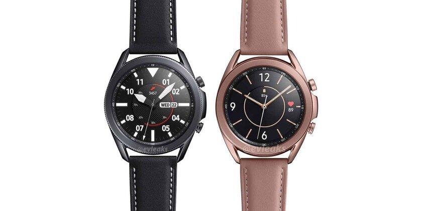 Новые рендеры раскрыли дату презентации Galaxy Watch 3