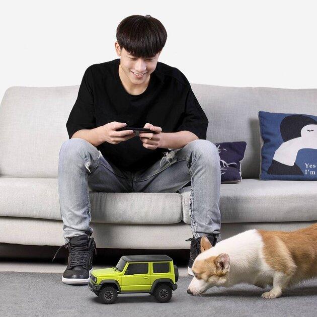 Xiaomi представила «автомобиль», который тизерила ранее— размеры удивили