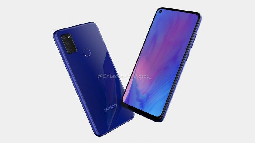 Samsung выпустит недорогой смартфон сбатареей на6800мА⋅ч, иэто неопечатка