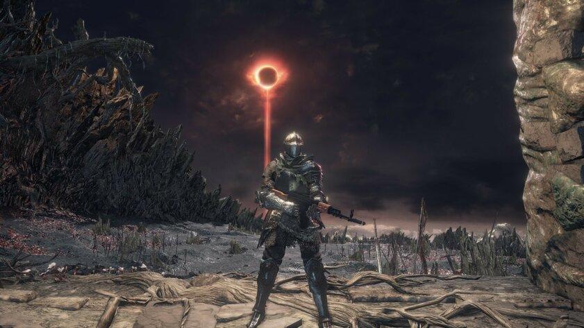 Моддер добавил вDark Souls III АК-47: убивать боссов намного проще