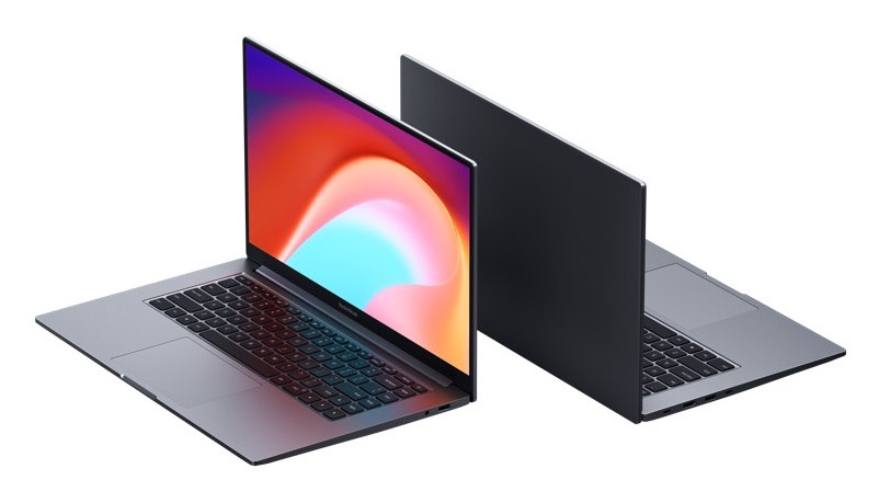 RedmiBook 16 запустили вКитае: 10-е поколение процессоров Intel играфика NVIDIA