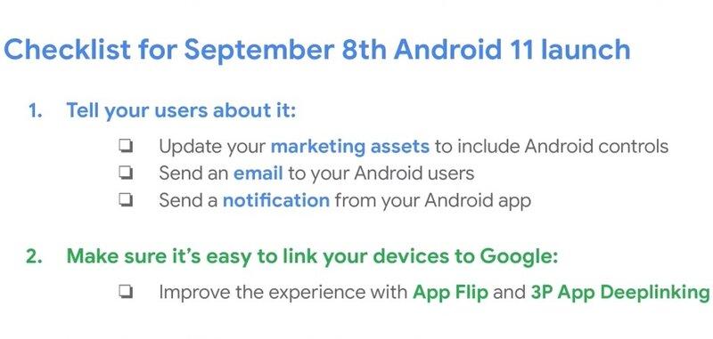 Google неожиданно рассекретила дату выпуска Android 11