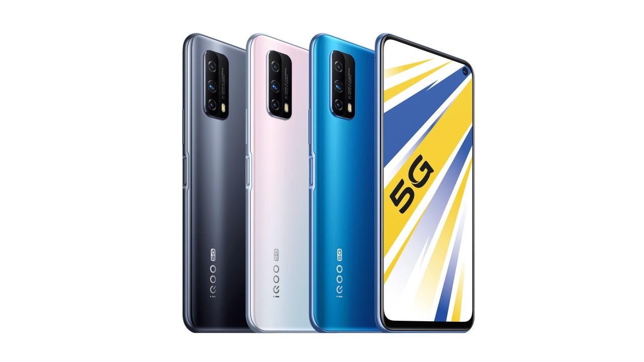 Анонсирован Vivo iQOO Z1x 5G сдисплеем на120 Гц иSnapdragon 765G за228 долларов