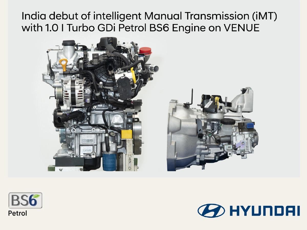 Hyundai разработал механическую КПП безпедали сцепления