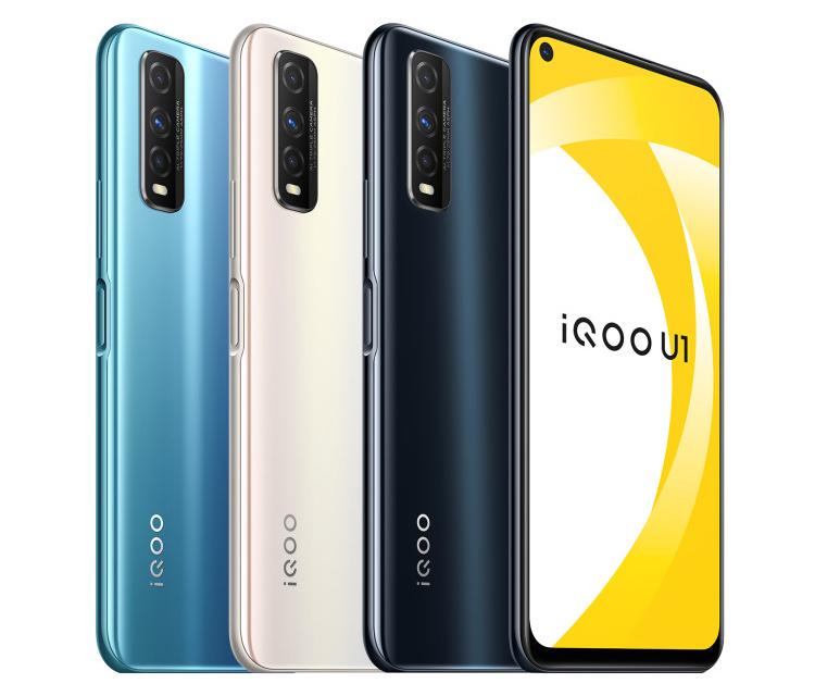 Vivo представила iQOO U1: Snapdragon 720G, тройная камера на48 Мп ибатарея на4500 мАч
