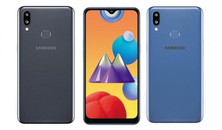 Вышел Samsung Galaxy M01s набазе Helio P22 за130 долларов