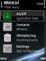 WhiteList Mobile Lite 1.3