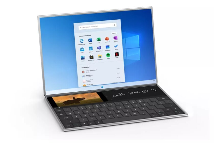 Microsoft перенесла релиз Windows 10X на2021 год