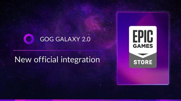 Epic Games Store интегрировали вGOG Galaxy 2.0