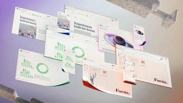 Microsoft показала будущий интерфейс Office