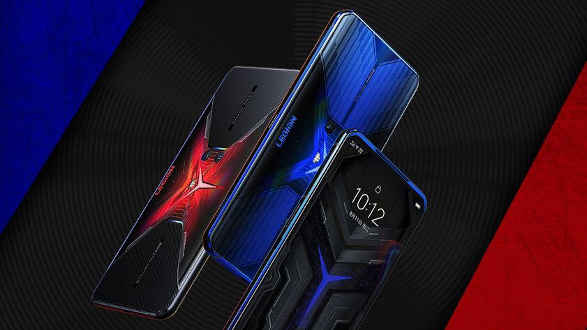 Представлен Lenovo Legion Phone Duel: первый смартфон набазе Snapdragon 865+