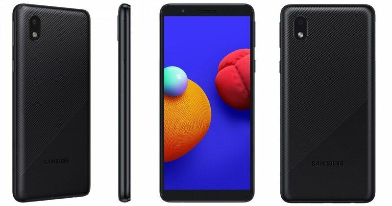 Samsung выпустила свой самый дешёвый смартфон наупрощённом Android