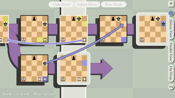 Если обычные шахматы кажутся вам простыми, попробуйте эту 5D-версию спараллельными измерениями