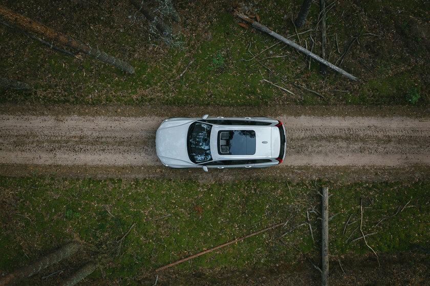 Тест-драйв VolvoV60 Cross Country. Встреча сединорогом