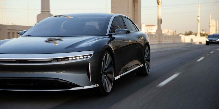 Lucid Motors разработала лучший автопилот, чем уTesla