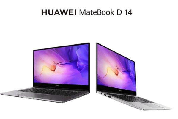 Представлены ноутбуки Huawei MateBook D 2020 набазе процессоров Ryzen 4000