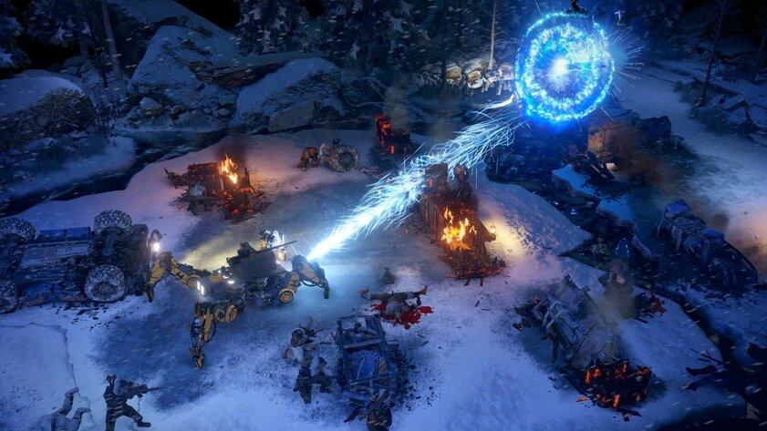 На ПК иконсолях вышла Wasteland 3: главная RPG года