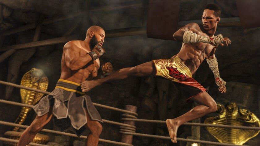 UFC 4 вышла наPS4 иXbox One: пришло время драться