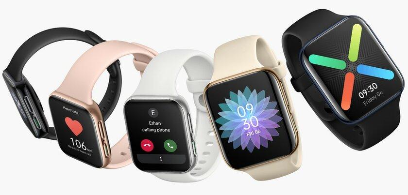 Смарт-часы OPPO Watch теперь официально продаются вЕвропе поцене 249 евро