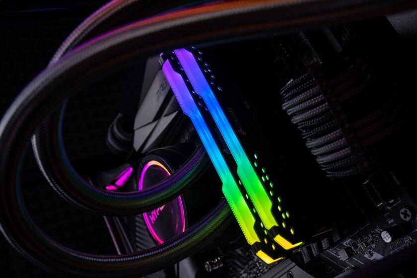 HYPERPC представила флагманский игровой компьютер снеобычным дизайном