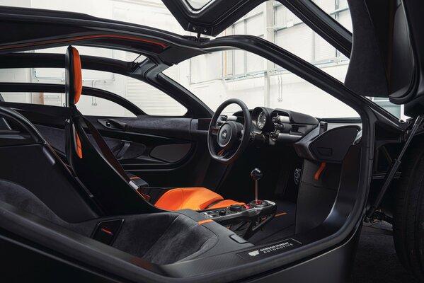 Gordon Murray T.50: создатель McLaren F1 показал его настоящего преемника