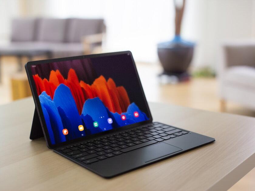 Samsung представила планшеты серии Tab S7: уiPad появились серьёзные конкуренты