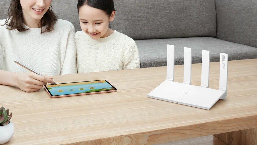 Роутеры Huawei споддержкой Wi-Fi 6 уже продают вРоссии