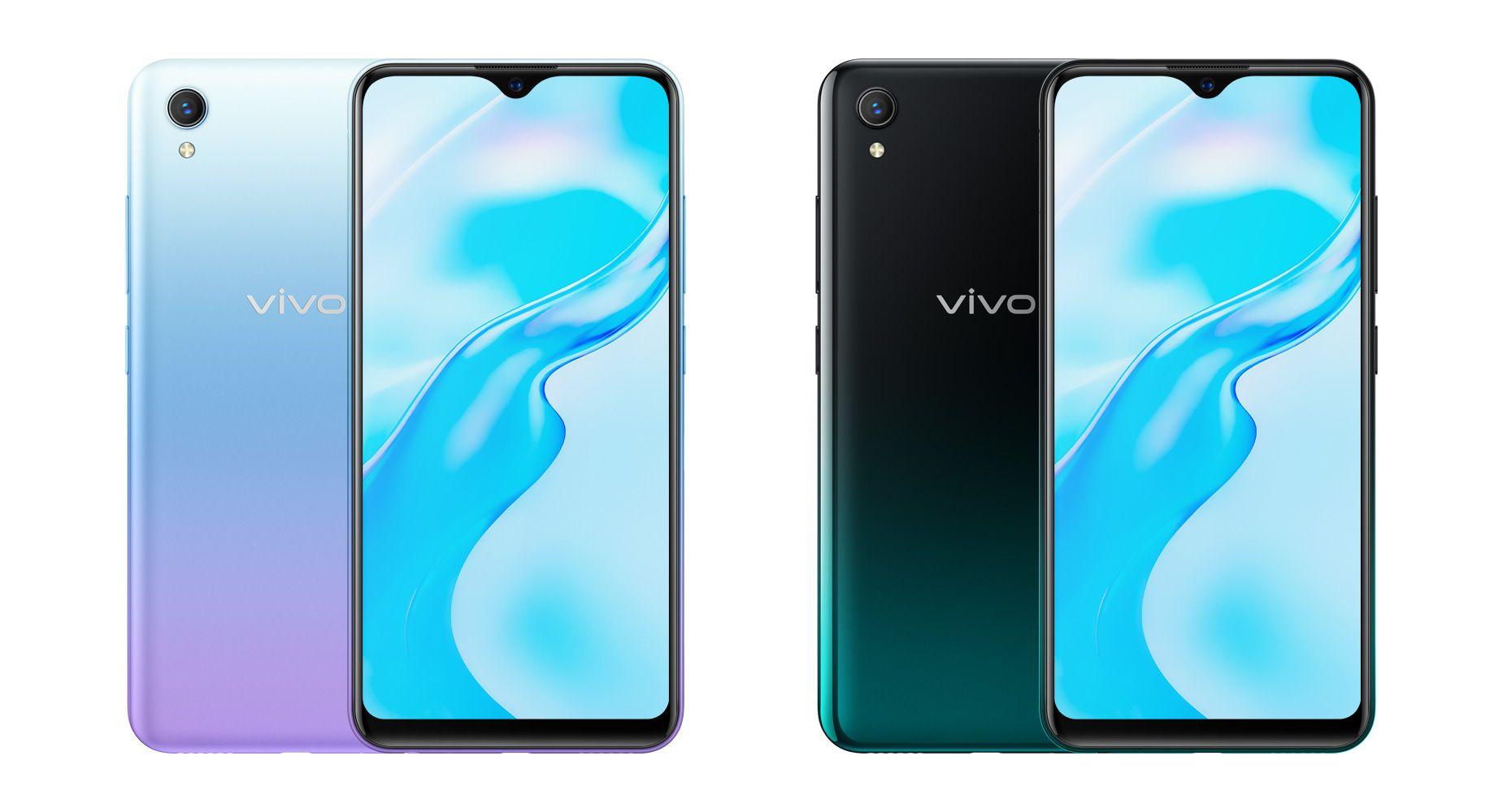 Представлен Vivo Y1s: 109 долларов забольшой дисплей, Helio P35 ибатарею на4030 мАч