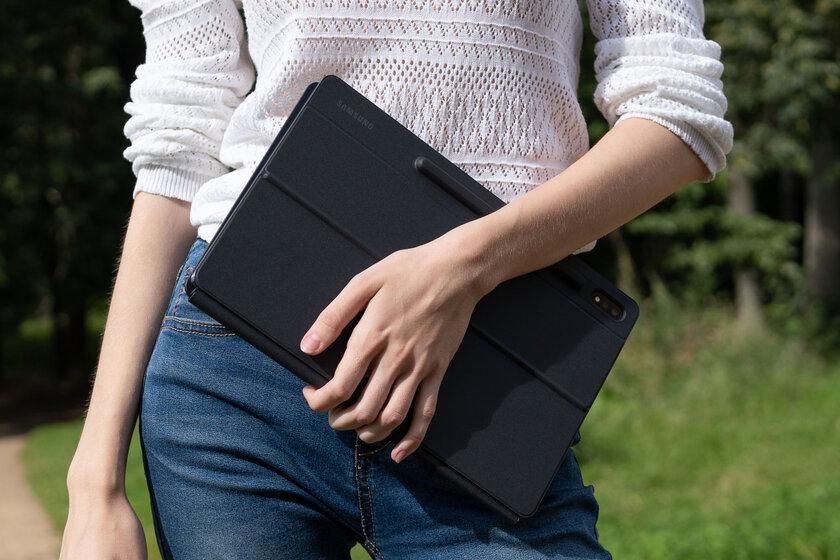 Идеальный дляучёбы иработы? Опыт использования планшета Galaxy TabS7+