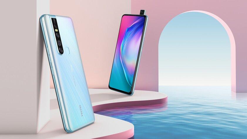 TECNO Mobile привезла вРоссию три новых смартфона