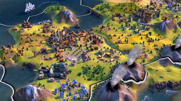 Sid Meier's Civilization VI вышла наAndroid сбесплатной демо-версией