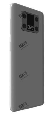 Huawei запатентовала смартфон сэкраном вблоке камер